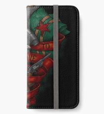 I Aim To Misbehave iPhone Wallet/Case/Skin