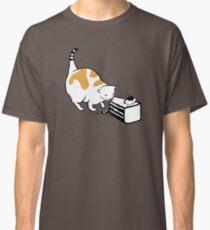 Science Cat STICKER Classic T-Shirt