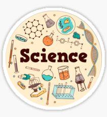 Wissenschaft Sticker