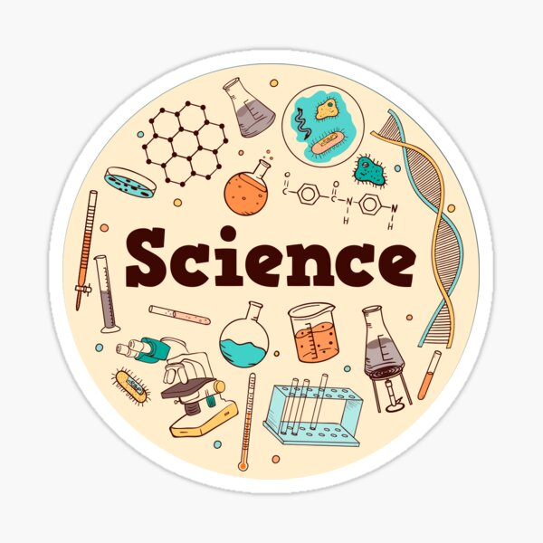 Science Sticker