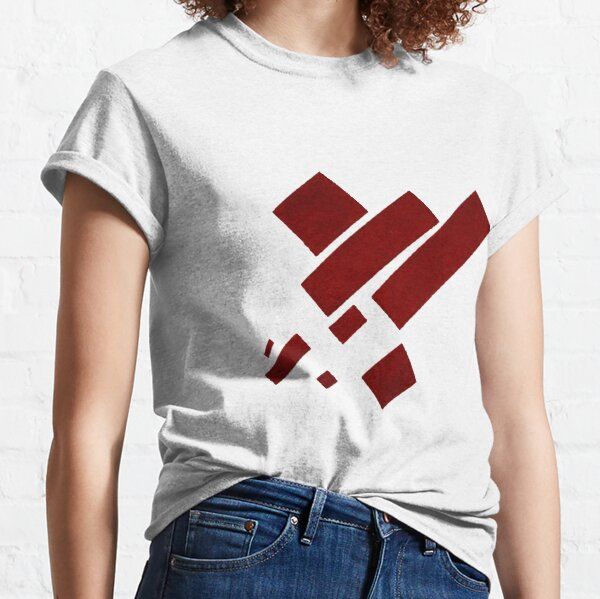 Kazimir Malevich, Suprematist Painting (Eight Red Rectangles), (1915). Oil on canvas, 57 x 48 cm., Stedelijk Museum, Amsterdam Classic T-Shirt