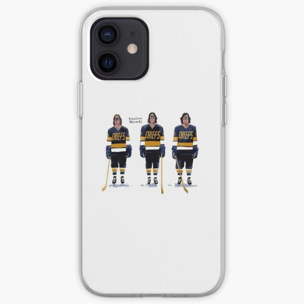 Hanson Brothers - Slap Shot! iPhone Soft Case