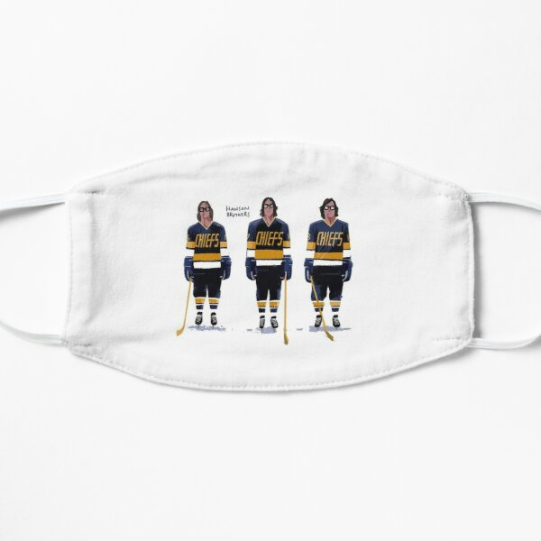 Hanson Brothers - Slap Shot! Flat Mask