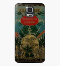 Jules Verne Extraordinary Voyages Case/Skin for Samsung Galaxy