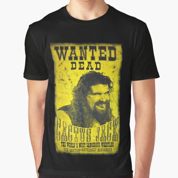 Cactus Jack Poster Graphic T-Shirt