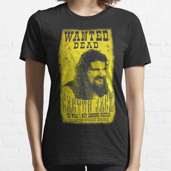 Cactus Jack Póster Camiseta esencial