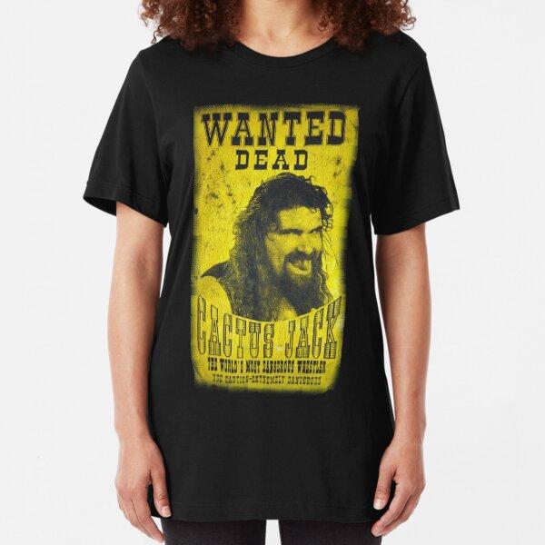 Cactus Jack Poster Slim Fit T-Shirt