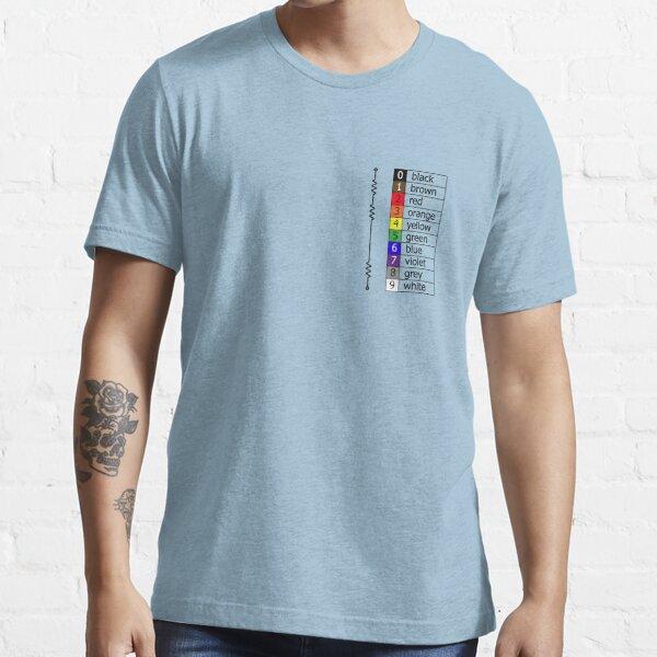 resistor colour codes Essential T-Shirt