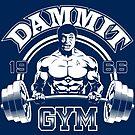 Dammit Gym by Mephias