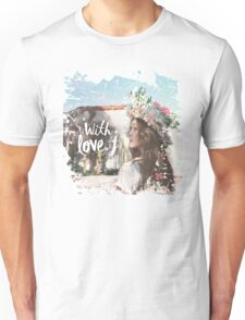 Jessica - With Love J Unisex T-Shirt
