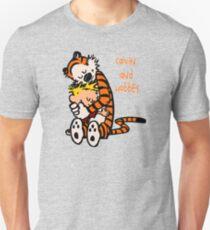 Calvin and Hobbes Comic Unisex T-Shirt