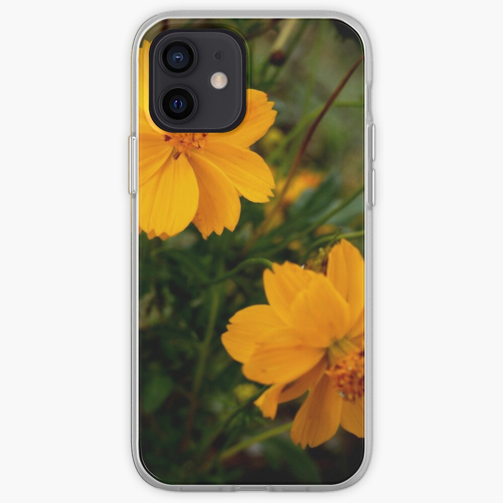 Golden Coreopsis iPhone Case & Cover