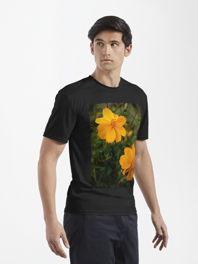Alternate view of Golden Coreopsis Active T-Shirt