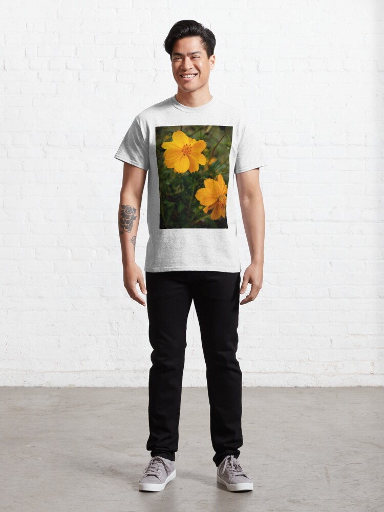 Alternate view of Golden Coreopsis Classic T-Shirt