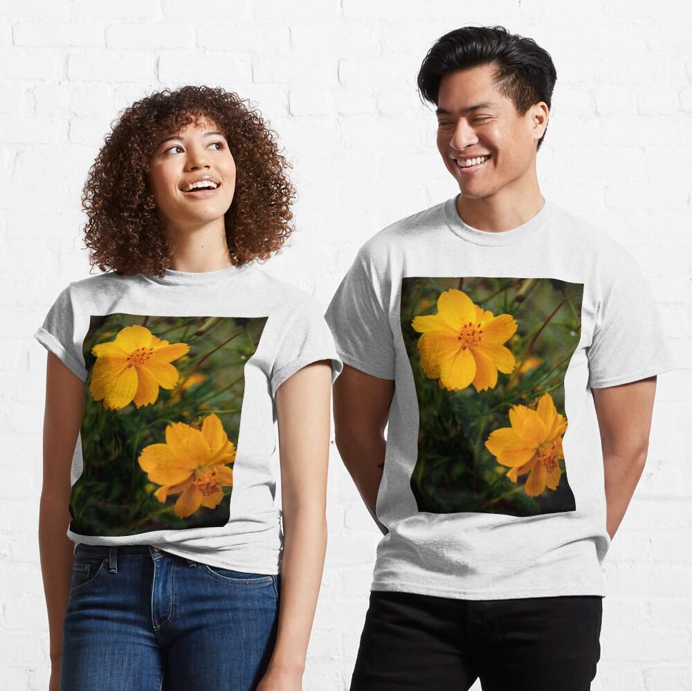 Golden Coreopsis Classic T-Shirt