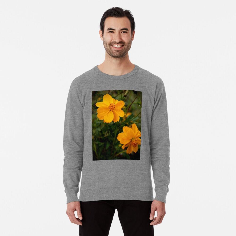 Golden Coreopsis Lightweight Sweatshirt