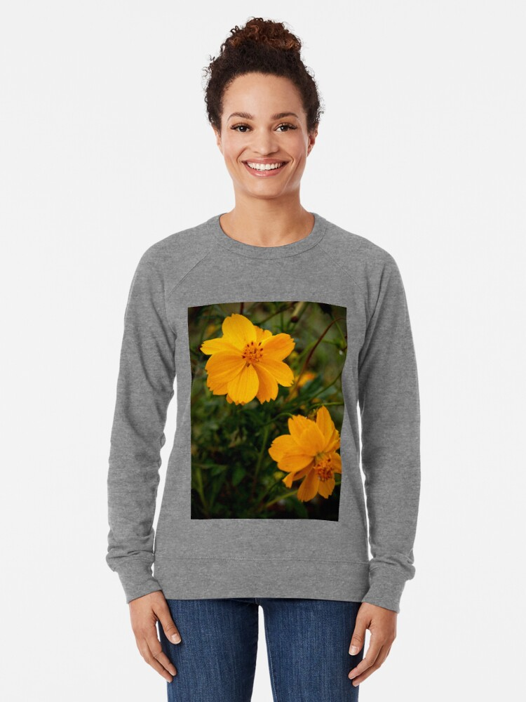 Alternate view of Golden Coreopsis Lightweight Sweatshirt