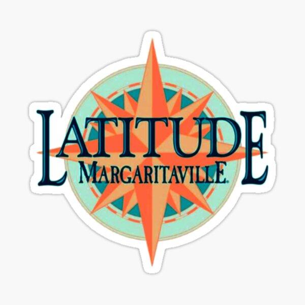 Latitude Margaritaville Sticker