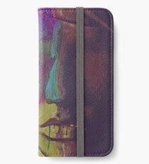 Judgement Figurative Abstract Portrait iPhone Wallet/Case/Skin