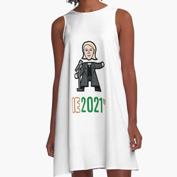 Ireland 2021 A-Line Dress