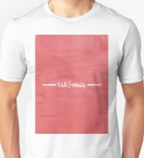 --- CALIFORNIA --- Unisex T-Shirt