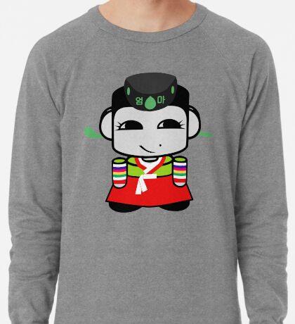 Umma Korean Geo'bot 1.0 Lightweight Sweatshirt