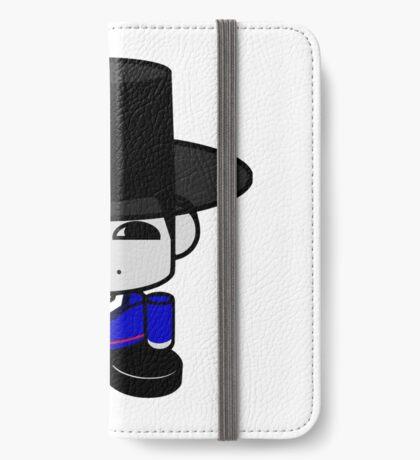 Appa Korean Geo'bot 1.0 iPhone Wallet