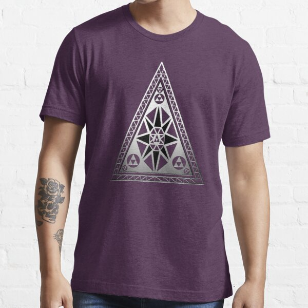 Mystical Triangle Essential T-Shirt