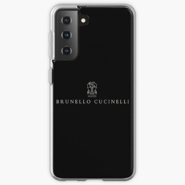 Brunello París Italia Funda blanda para Samsung Galaxy