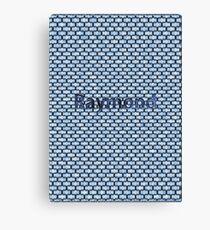 Raymond Canvas Print