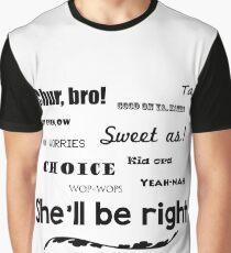 It's a Kiwi Thing Graphic T-Shirt