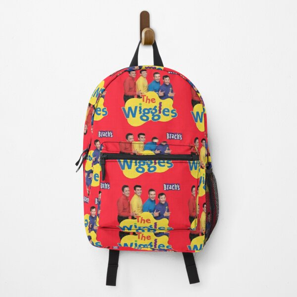 best cover-design the wiggles Backpack