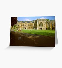 The Bishop's Palace, Wells Greeting Card