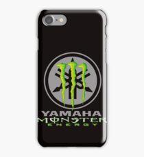 racing yamaha iPhone Case/Skin