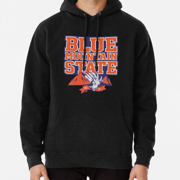 California Kids Sweatshirt Tenn Street Goods Truckee Mountain Range Youth Hoodie