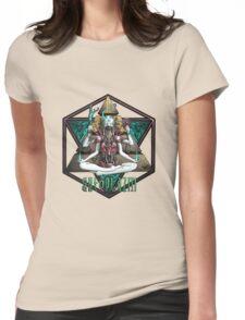 Ektoplazm Metamorphosis Womens Fitted T-Shirt