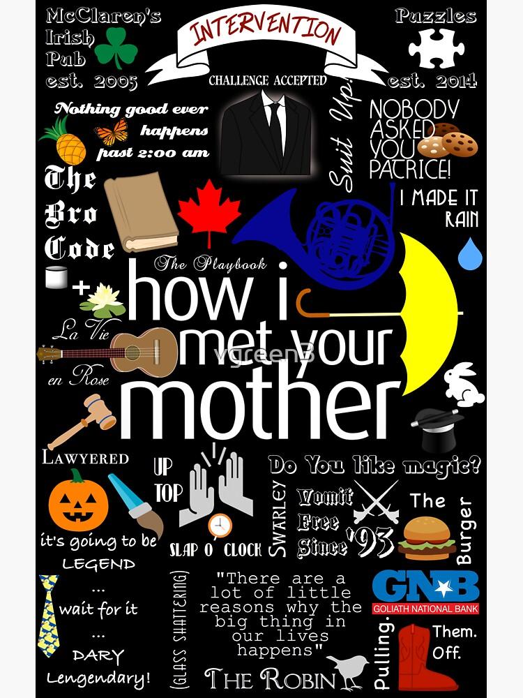 wie ich deine Mutter traf von vgreen3