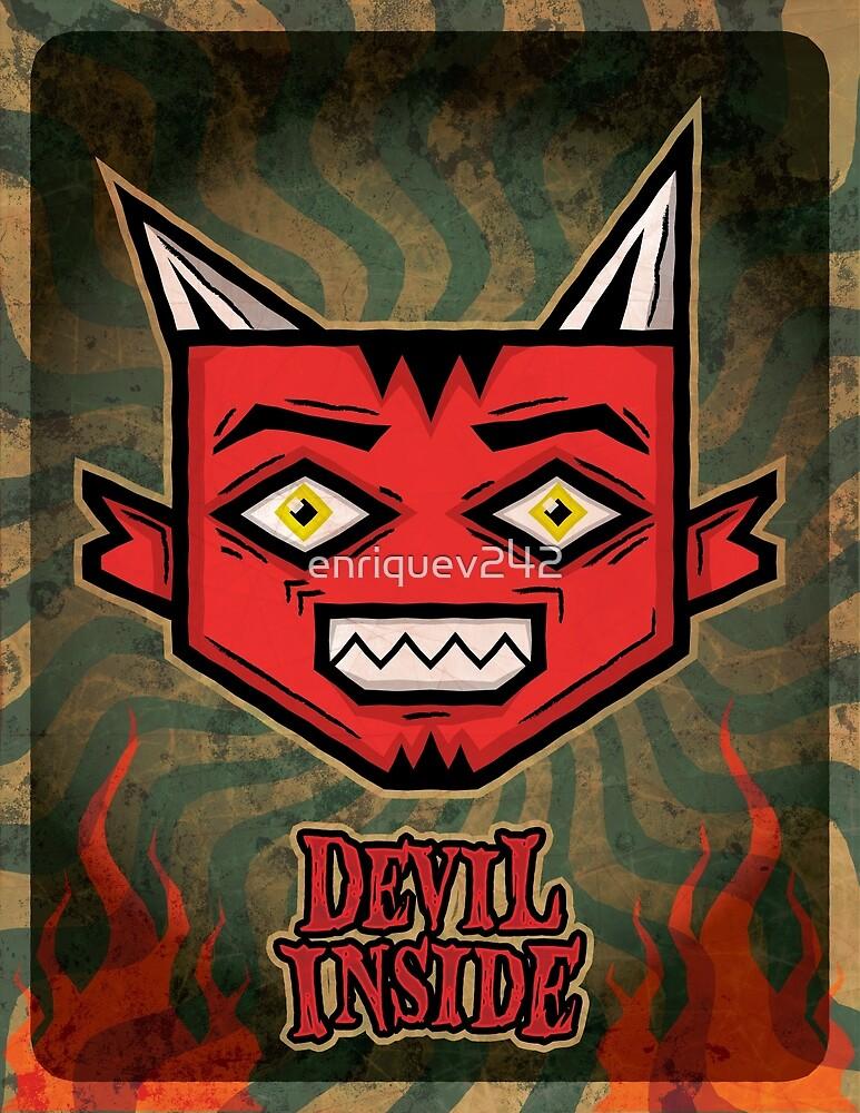 Devil inside by enriquev242
