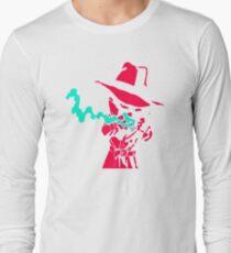 Smoke Calvin And Hobbes T-Shirt