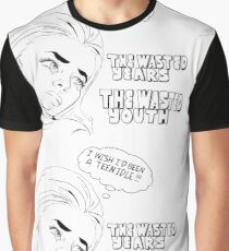 Idle Teen Graphic T-Shirt