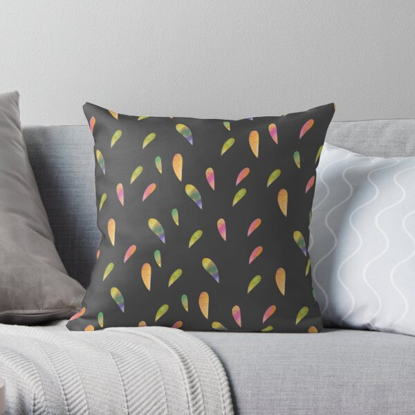 UJFISHER DESIGNS Throw Pillow