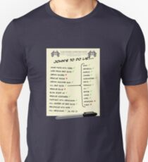 John McClane's To Do List T-Shirt