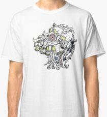 Garden of the Octopus Classic T-Shirt