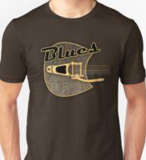 Blues  rusty  Guitar T-Shirt