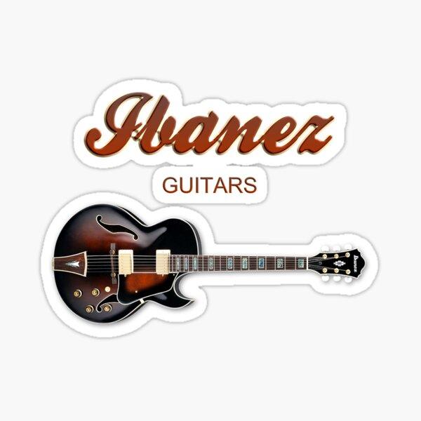 Ibanez Electric Guitars Sticker