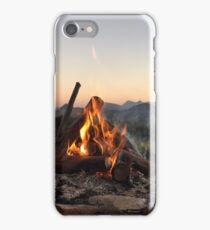 Scenic Flames iPhone Case/Skin