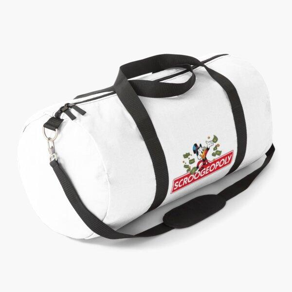 Scroogeopoly Duffle Bag