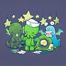 Lovecrafting by dooomcat
