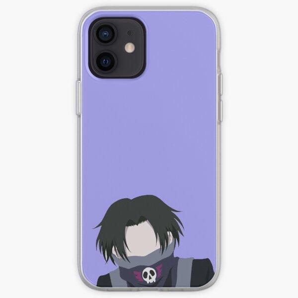 Feitan Hunter X Hunter iPhone Soft Case
