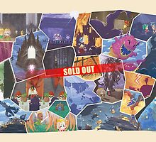 FFVI Fresco part2! - SOLD OUT! by orioto
